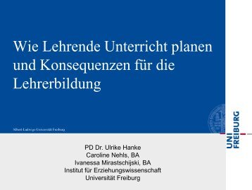 Beispiel - Technische Universität Kaiserslautern