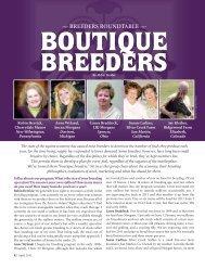 Boutique Breeders