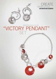 """VICTORY PENDANT"""