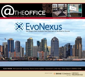 Celebrating San Diego In and Around the Workplace - CommNexus ...