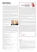 die weichen für eine gute zukunft österreichs sind heute ... - periskop - Page 5