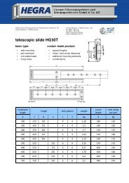 HG50T Englisch_a - Hegra Linear GmbH