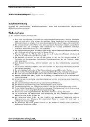 Checkliste Bildschirmarbeitsplatz