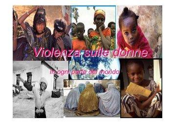 Violenza sulle donne - Carabinieri