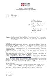 Nota informativa - SIVeMP