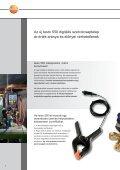 A testo 550 digitális szervizcsaptelep minden mérési feladat ideális ... - Page 2