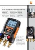 A testo 550 digitális szervizcsaptelep minden mérési feladat ideális ... - Page 3