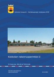 XV kaup.osa, Närvilä ja Torkinmäki - Kokkola