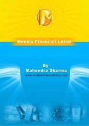 weeks newsletter PDF File - Prophesies of Mahendra Sharma