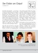 Heft 2/2008 Themen u.a.: Wege unterm Regenbogen; Kultur am ... - Page 5