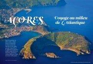 AÇORES Voyage au milieu de L'Atlantique - Visit Azores