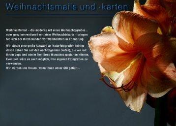 Weihnachtsmail - die moderne Art eines ... - Topscan GmbH