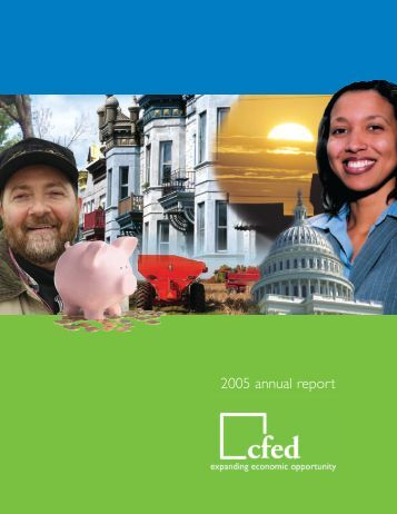 2005 annual report - CFED