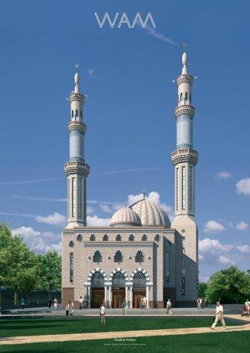 Brochure Essalam Moskee PDF - WAM architecten