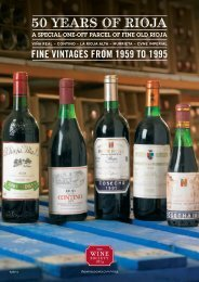 to download the PDF for this offer - The Wine Society