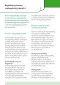 mca.nl Begeleiding door een verpleegkundig specialist - Page 2