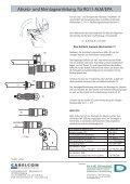 Absetz- und Montageanleitung - H+E Dresel - Page 2