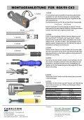 Absetz- und Montageanleitung - H+E Dresel - Page 6