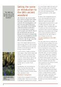 Ancient Woodland Threats - Woodland Trust - Page 4