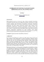 Artikkeli (pdf, 218 kt) - Maanmittaustieteiden Seura