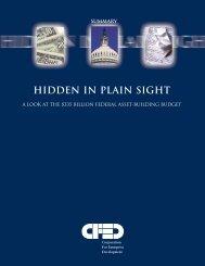 HIDDEN IN PLAIN SIGHT - KnowledgePlex