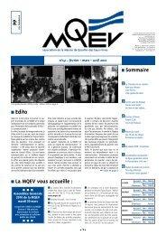 N° 141 - MQEV