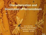 Aaron Den Boer - 701 Seminar - November 20 2012 - Course Notes