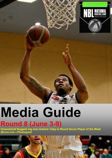 Round 8 (June 3-9) - Basketball New Zealand
