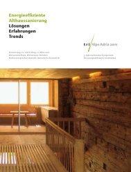 Informationen über die Tri als PDF herunterladen. - Tri Alpe Adria