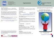 Jahrestagung Entwicklungspolitik 2010 Eine-Welt-Arbeit entstauben ...