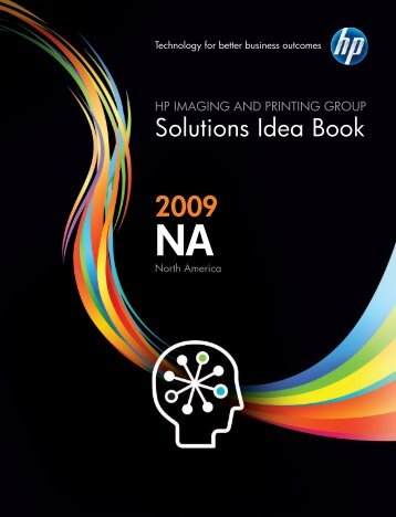 Solutions Idea Book - Solution Programs Portal - HP