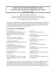 China Trip Report - July 2008 - National Committee on United States ...