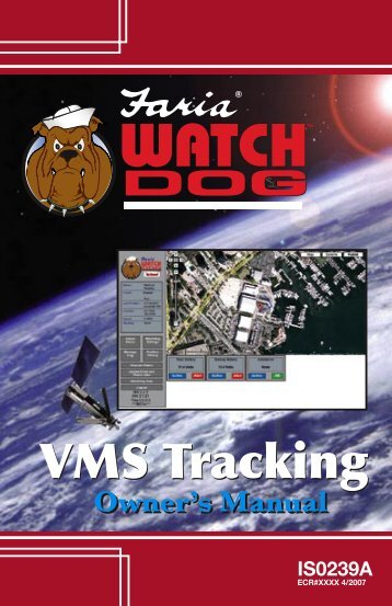 VMS Tracking - Faria WatchDog Inc.