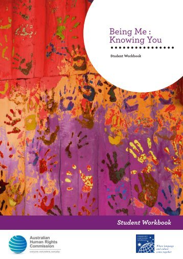 Student Workbook - Australian Human Rights Commission