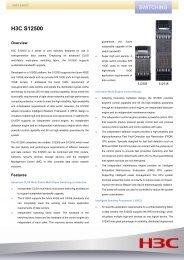 S12500E Datasheet (Core) - Starnet Data Design, Inc