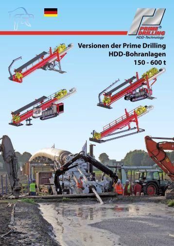 600 t - Prime Drilling GmbH