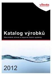 Katalog výrobků VILEDA PROF 2012v2.indd - Vileda Professional