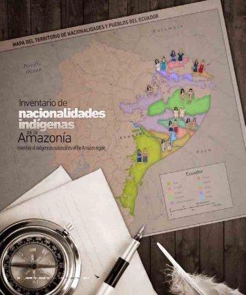 Inventario de nacionalidades indígenas de la ... - Abordo.com.ec