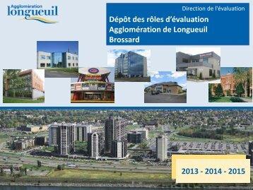 Ville de Brossard - Ville de Longueuil