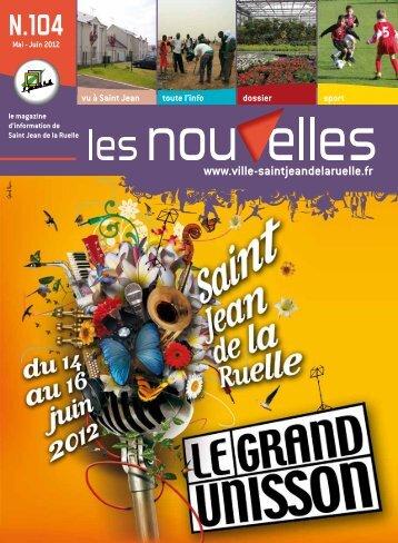 N.104 - Saint Jean de la Ruelle