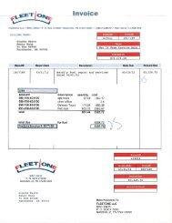 TA48-692 Attachment A – Interior Fuel Invoices - Alaska Waste