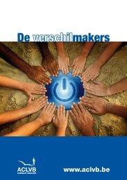 De verschilmakers - ACLVB - Vlaanderen