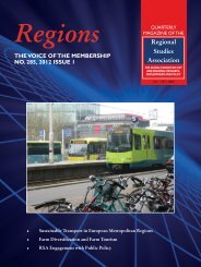 Regions Magazine No. 285, 2012 - Catch-MR