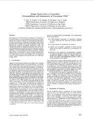 Design sensitivities to variability - UCSD VLSI CAD Laboratory