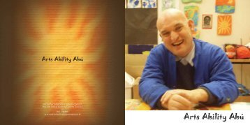 Arts Ability Abu - Galway County Council