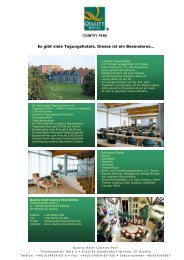 Hotelinformation ohne Agentur - Mankenberg
