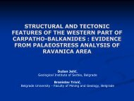 STRUCTURAL AND TECTONIC FEATURES OF THE ... - Cmi Capital
