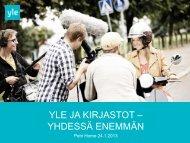 verkossa - Kirjastot.fi