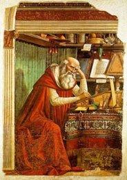 Les lettres de saint Jérôme - La Porte Latine