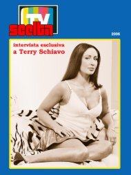 Scelta TV On-Line aperiodico n.17 2006